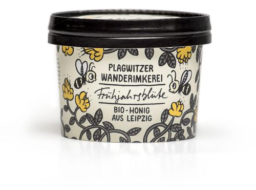 Frühjahrsblüte – Bio Honig aus Leipzig